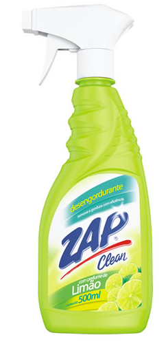 Desengordurante Zap Clean Limão Gatilho 500 Ml