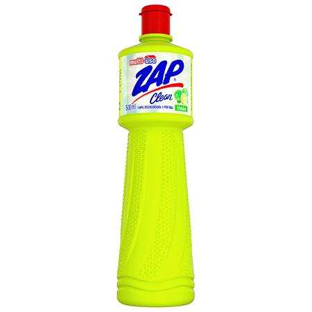 Multi Uso Zap Clean Limão 500 Ml