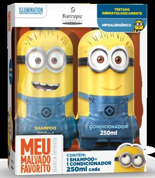 Kit Minions 250 Ml